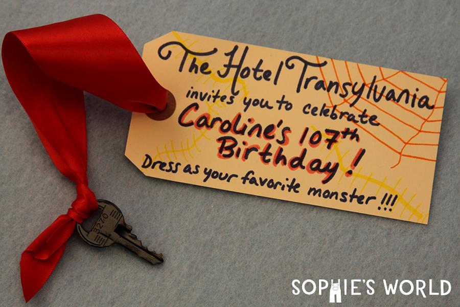 Hotel Transylvania Sophie S World