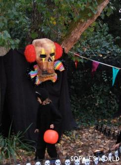 Halloween Party Decoration-The ORIGINAL Mr.Bones-Creepy Circus|sophie-world.com