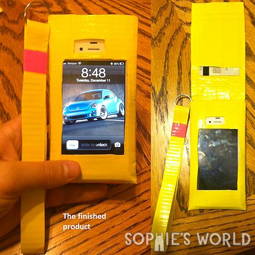 Amanda Hylton iPhone Case sophie-world.com