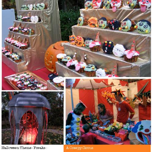 Best Halloween Memories-Year Five-Theme-Creepy Circus-sophie-world.com