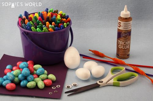Blog- Dollar Store Crafts- Materials|sophie-world.com