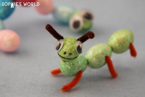 Blog- Dollar Store Crafts- Ant|sophie-world.com