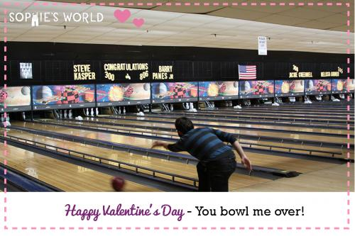 My Punny Valentine-Bowling me over|sophie-world.com