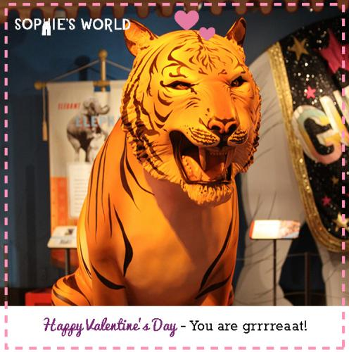 My Punny Valentine-You're grrrreeat|sophie-world.com