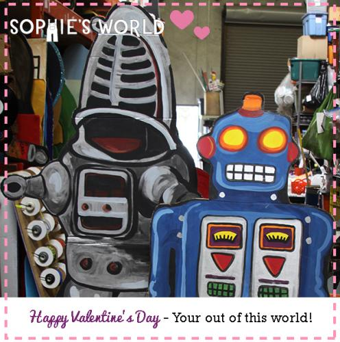 My Punny Valentine-Your out of this world|sophie-world.com
