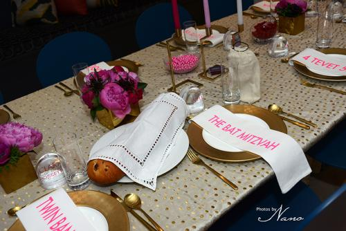 Party Design Ideas|Shabbat Dinner Decor|sophie-world.com