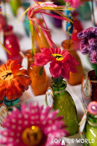 Silk Big foot flower|sophie-world.com