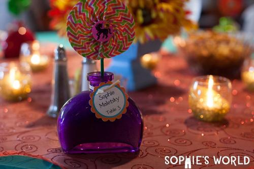 Guest Table Cards|sophie-world.com