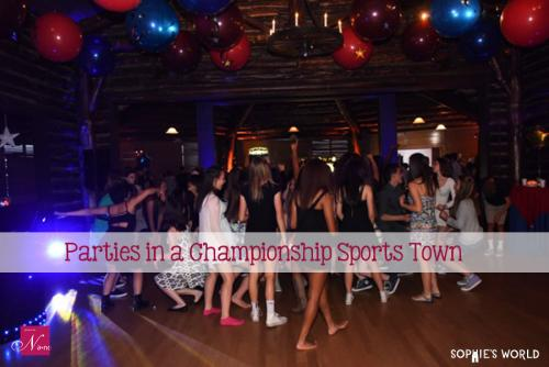 sports party|sophie-world.com