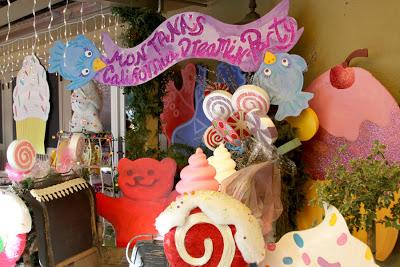 Candyland party decor|sophie-world.com