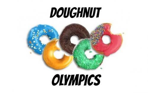 Doughnut Olympics|sophie-world.com