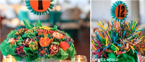 Duct Tape Roses & Duct Tape Sparkler Bouquets|sophie-world.com