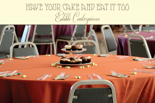 Learn How to Make Edible Centerpieces at Sophie-World.com