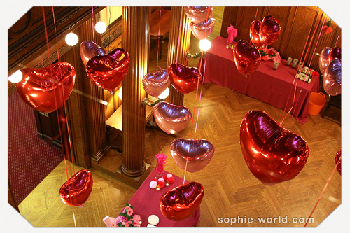 Valentines Day Decor Sophie S World