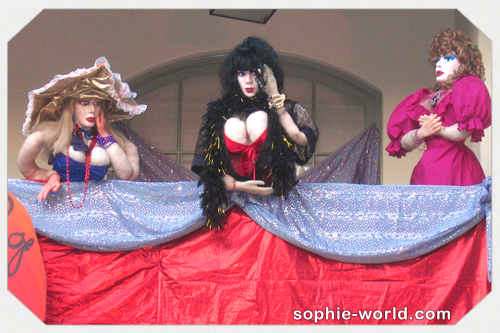 they were quite an interesting bunch of ladies|sophie-world.com