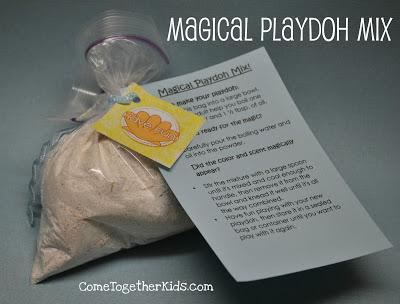 magical playdoh from cometogetherkids.xom | sophie-world.com
