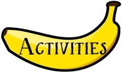 Activities Graphic sophie-party.com