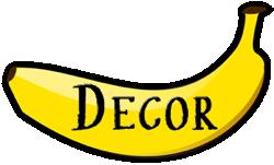 Decor graphic sophie-world.com