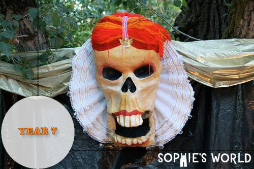 Most Amazing Halloween Parties Year Seven-A Bloody Royal Wedding-sophie-world.com