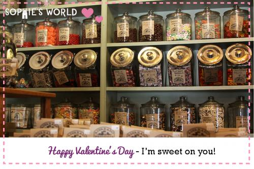 My Punny Valentine-I'm sweet on you|sophie-world.com
