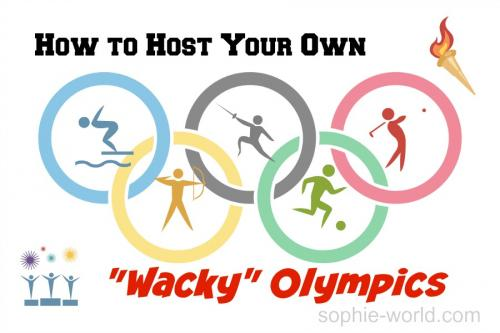 wacky olympics | sophie-world.com