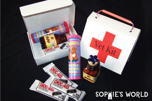A Pet Vet Goodie Gift from sophie-world.com