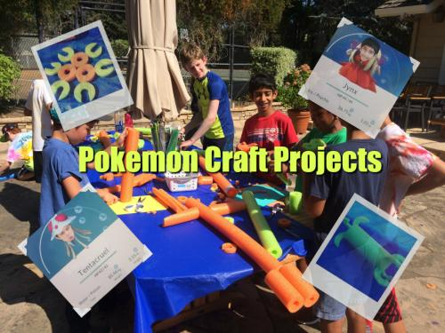 Pokemon Craft Projects | sophie-world.com