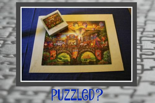 the family puzzle |sophie-world.com