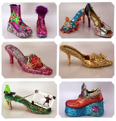 Just a few of the shoes Freda makes|sophie-world.com