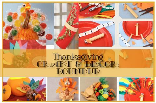 Thanksgiving Roundup|sophie-world.com