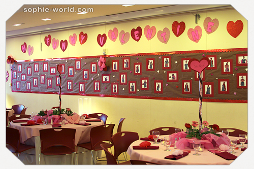 Valentine S Day Classroom Party Sophie S World