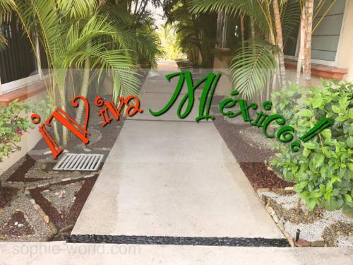 mexican walkway