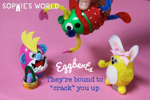 Blog-Eggberts|They're bound to crack you up!|sophie-world.com
