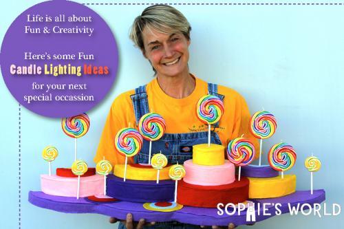 Blog-Fun Candlelighting|sophie-world.com