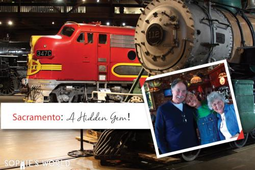 Sacramento with the Family|sophie-world.com
