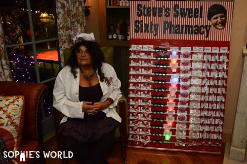 Sweet 60 Party| nurse on duty|sophie-world.com