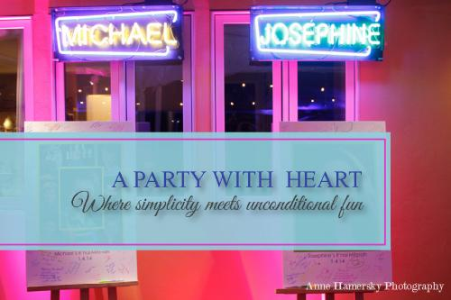 A Party with Heart|sophie-world.com