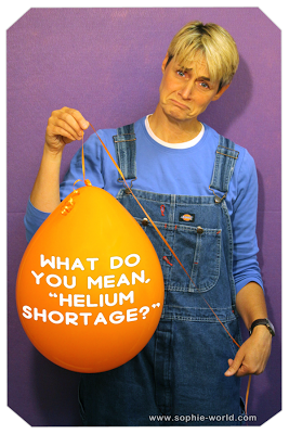 What do you mean helium shortage|sophie-world.com