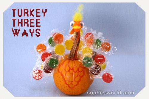 Turkey Three Ways|sophie-world.com