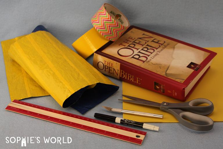 Duct Tape Bible Cover Amp Case