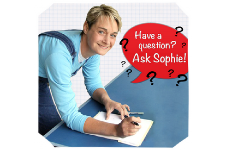 Ask Sophie|sophie-world.com
