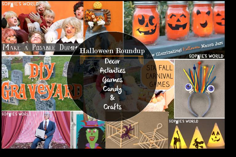 Halloween Roundup|sophie-world.com