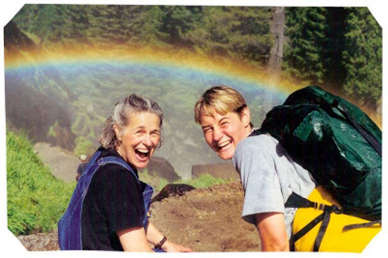 My Mom and me|sophie-world.com