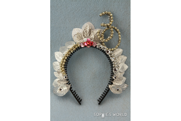 Treinta-era Tiara|sophie-world.com