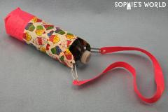 how to make a duct tape water bottle holder