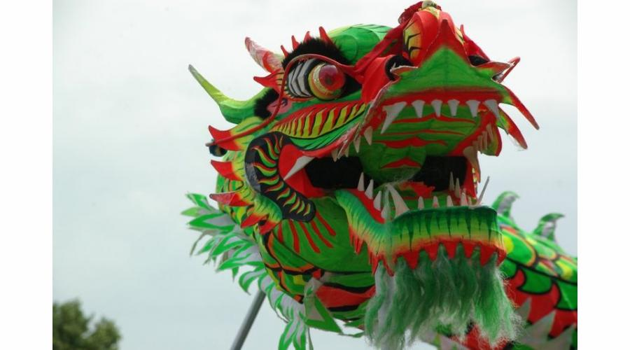 Chinese Dragon Tag Sophie s World
