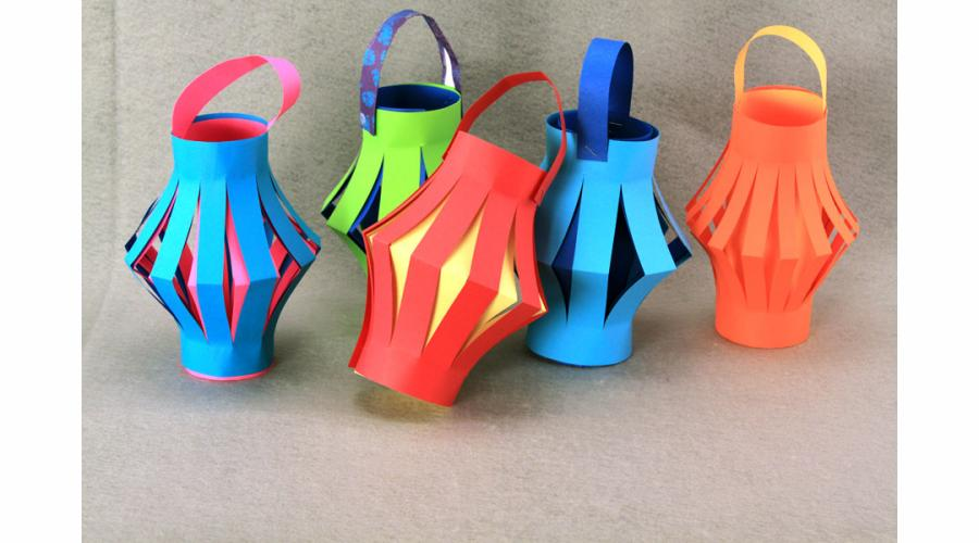 Paper chinese lanterns for How to build a chinese lantern
