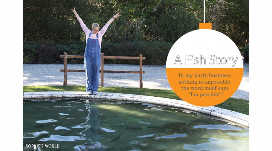 Blog- A Fish Story|Fishing Theme Party|sophie-world.com