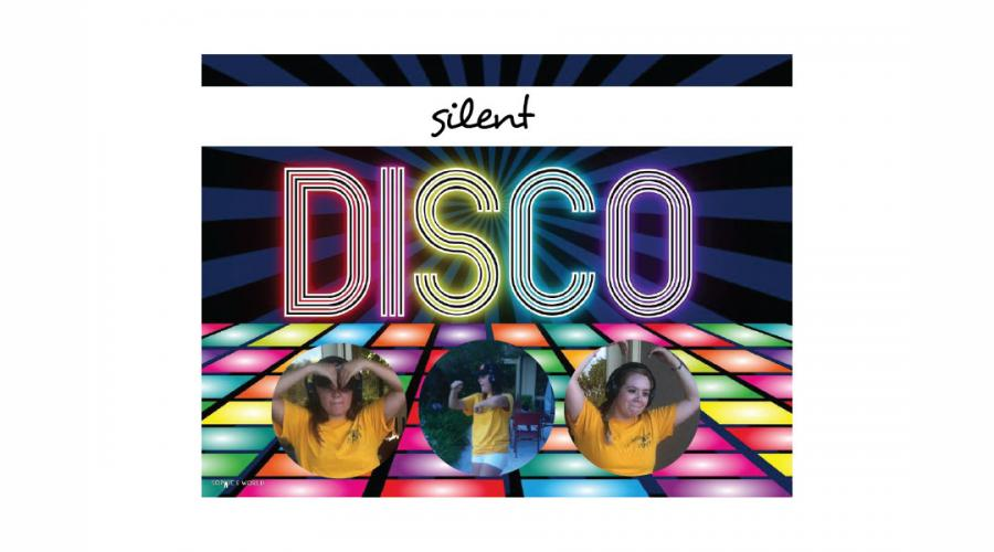 Silent Disco Party|sophie-world.com